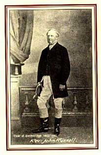 Reverendo Jack Russel